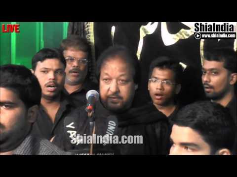 15th Safar Majlis at Aeliya Manzil 1437-2015-16