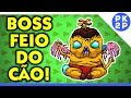 Crashlands ► BOSS FADA DO BACON + Arma LENDÁRIA da Pesca!