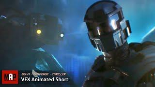 Sci-Fi-CGI-Animierten 3d-Kurzfilm ** AZARKANT ** Action-Spannung VFX CG-Film von Andrey Klimov