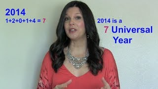 Astrology Numerology 2014 Yearly Forecast