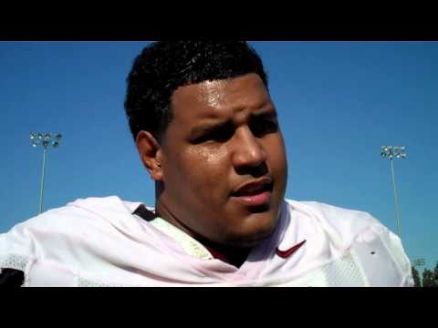 """USC OL Zach Banner: """"There"""