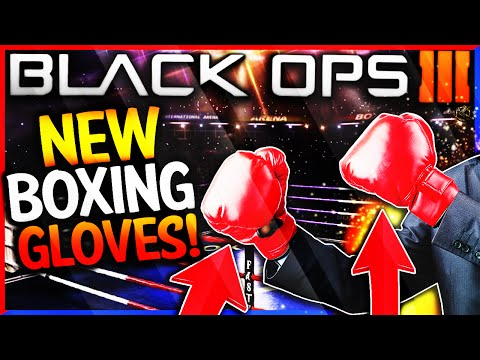 """NEW """"BOXING GLOVES"""" in """"BLACK OPS 3""""! New Contract UNLOCKS """"BOXING GLOVES"""" - NEW UPDATE!"""