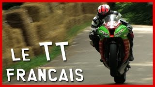 Course de côte moto, le TT français (english subtitles)