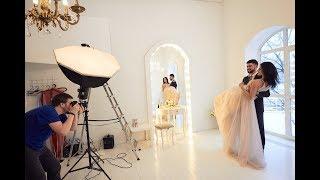 Backstage Свадебная фотосессия от Степанова Александра