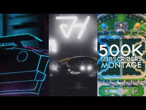 JHZER 500K Editing Contest RESULTS (Rocket League Montage) thumbnail