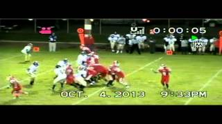 "VIDEO #2: 400 Pound Monster RB- Film- ""Big Tone"" Tony Picard Highlights Part 2"