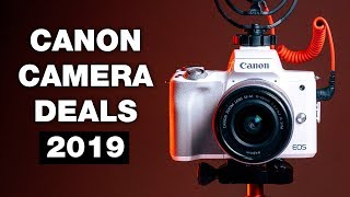 Best Black Friday Canon Camera Deals 2019