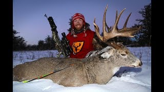 """195"""" HUGE WHITETAIL! 