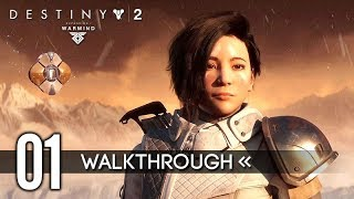 DESTINY 2: WARMIND – Part 1 – Gameplay Walkthrough / No Commentary 【FULL GAME】