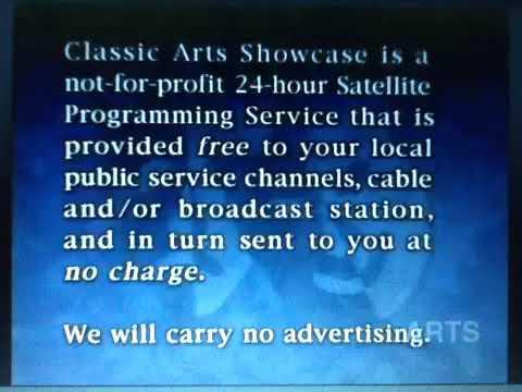 Classic Arts Showcase Description Youtube