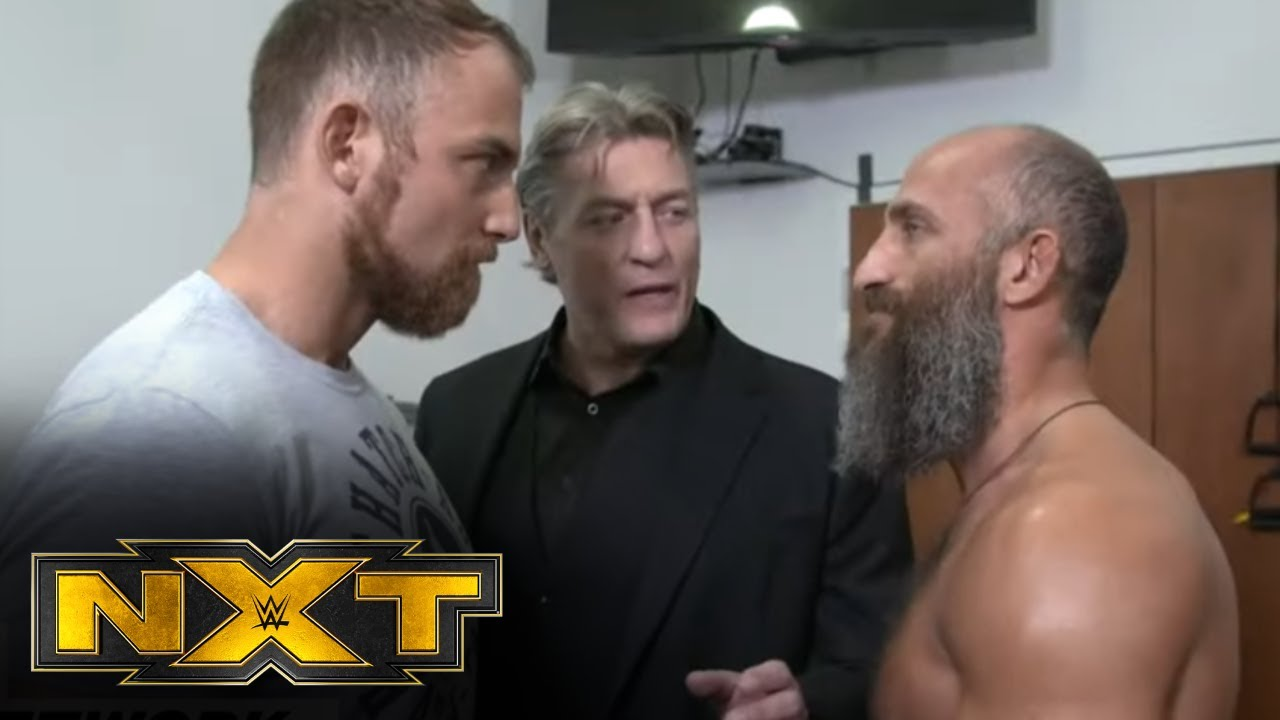 WWE Releases Weigh-In Video For Tonight's NXT Fight Pit Match