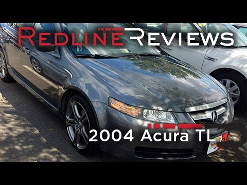 2004 Acura TL | Read Owner and Expert Reviews, Prices, Specs