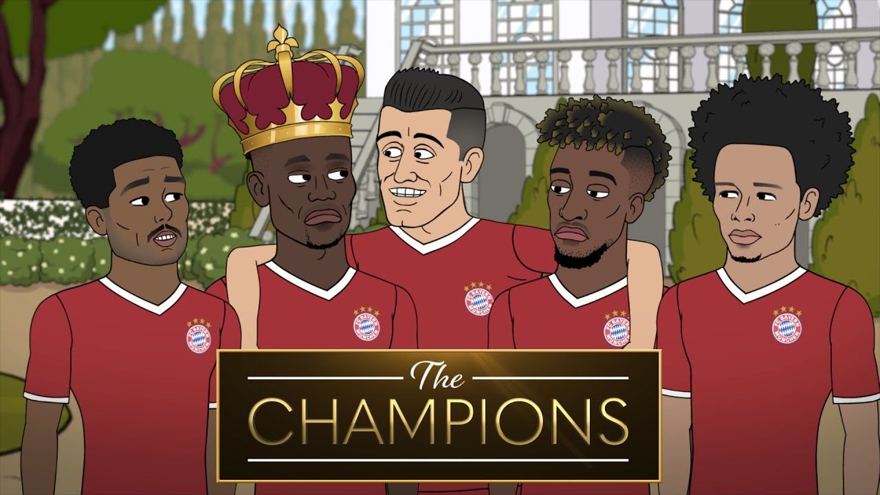Download The Champions: Season 4, Episode 1