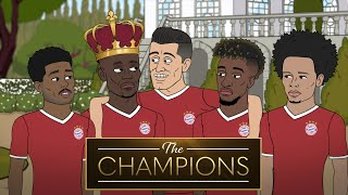 The Champions: Season 4, Episode 1