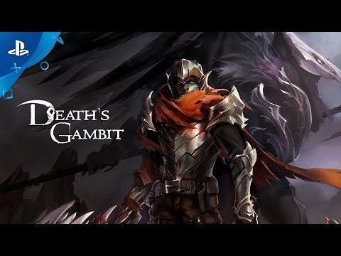 Death's Gambit - Release Date Announcement Trailer | PS4