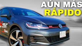 MÁS RAPIDO QUE ANTES: VW GOLF GTI 2019 TURBO - Auto Deportivo