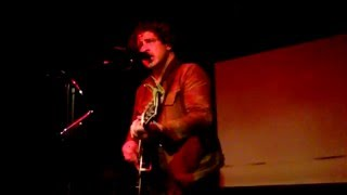 William McCarthy (Augustines ) - Kid You're On Your Own live in Hannover