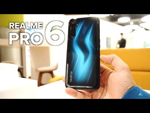 Realme 6 Pro Review in English and Unboxing with Pros, Cons!