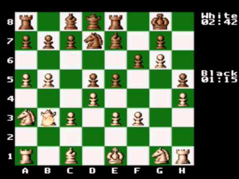 Let's Play The Chessmaster (part 1)