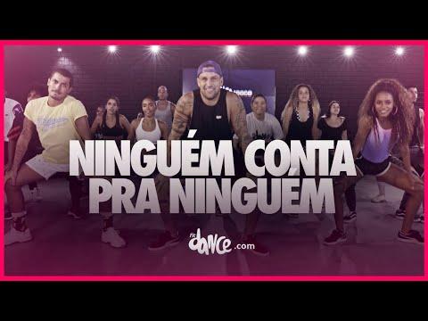 Ninguém Conta Pra Ninguém - Dennis e Livinho | FitDance TV (Coreografia Oficial)