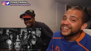 Cardi B Press (official audio) Reaction