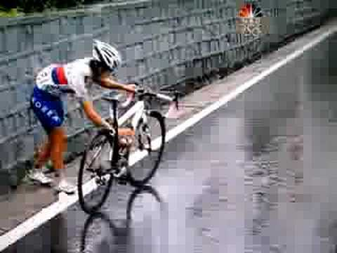 Gu Sungeun / Jennifer Hohl crash