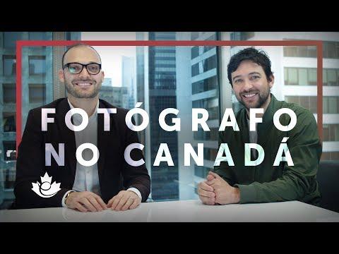PROFISSÕES NO CANADÁ: FOTÓGRAFO