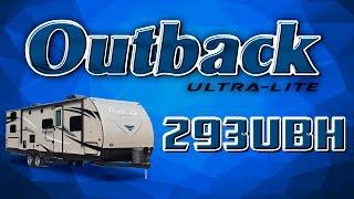 2017 keystone outback ultra lite 293ubh travel trailer lakeshore rv