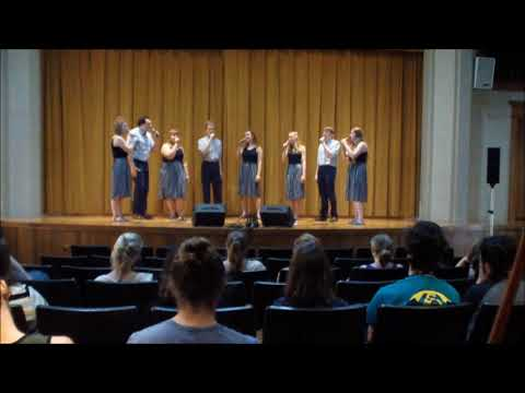 You are the Light - Geneva College's New Song