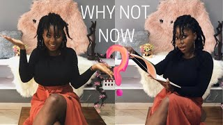 Download WHY NOT NOW?    Be Inspired