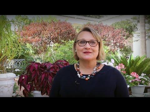 Ambassador Joan Polaschik 's Farewell Messsage