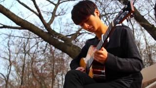 (Sungha Jung) Backpacking - Sungha Jung