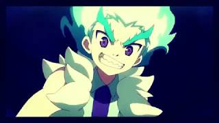 Blood Water AMV Beyblade Burst Lui The Beast ft Re:hell