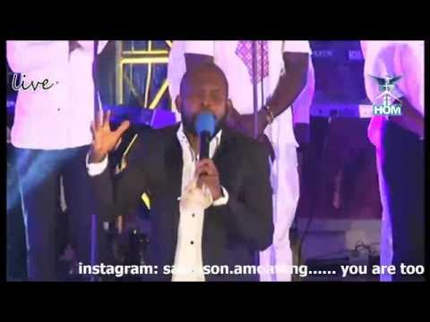 PROPHET BRIAN CARN @ PRAYER MANTLE LIVE RECORDING WITH PROPHET SAMPSON  AMOATENG PART 3