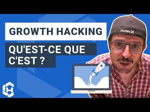 Growth Hacking - Qu'est-ce que c'est ?!