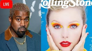 Taylor Swift REVEALS New Details About Kanye West Feud! | Morning Tea Live!
