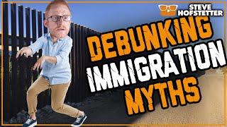 Comedian Goes to the US Border - Steve Hofstetter