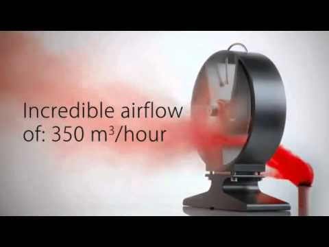 hansa sirocco thermoelectric stove fan youtube. Black Bedroom Furniture Sets. Home Design Ideas