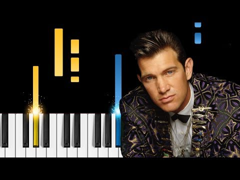 Chris Isaak - Wicked Game - Piano Tutorial