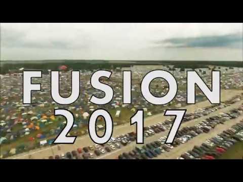 Fusion 2017; 5.-8. Juli in HAMBURG