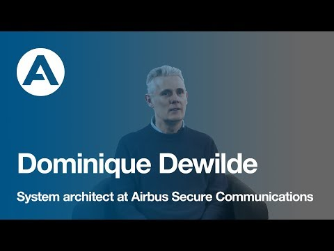 System architect at Airbus Secure Communications