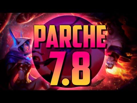 ANTES DE LA GUERRA | Parche 7.8 (League of Legends) #AmorBronza