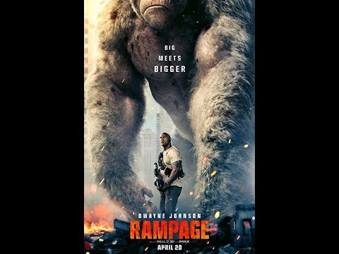 RAMPAGE - OFFICIAL TRAILER (HD)