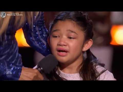 AGT Semi Finals Results  Angelica Hale Merrick Hanna Guardino America's Got Talent 2017 Round 2