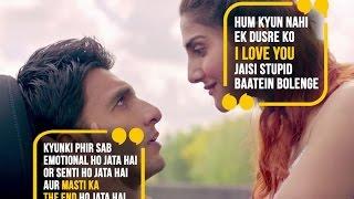 Je T'aime  (I Love You) Lyrics - Befikre | Vishal Dadlani, Sunidhi Chauhan