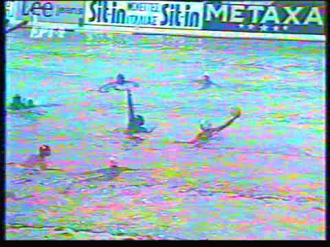 1987 Water Polo - FINA CUP Thessaloniki: Greece - Cuba 5-12