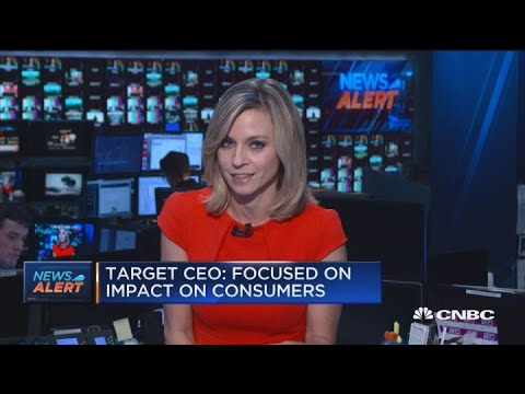 Target CEO: Focused on tariff impact on consumers
