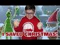 ETHAN GAMER SAVES CHRISTMAS!!