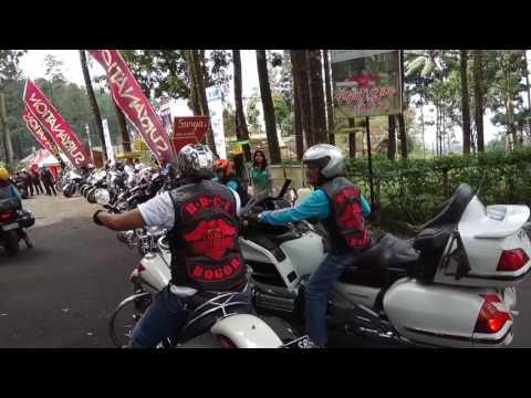 Ulang Tahun IMBI ke30 diBanyumas,Baturaden Bike Week 2017