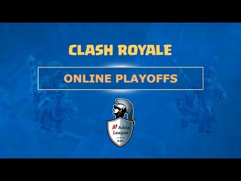 A1 Adria League | Clash Royale Online Playoffs